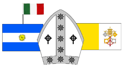 A Pope From Argentina? Practically Italian.
