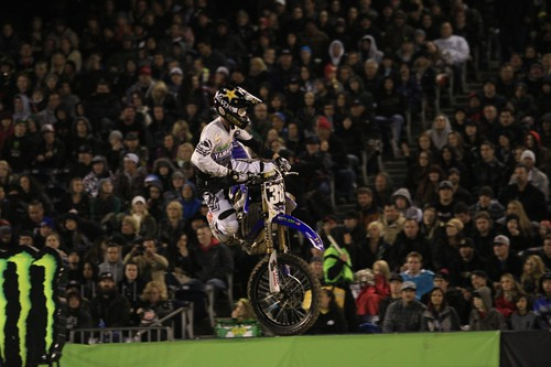 """San Diego SX Race • <a style=""""font-size:0.8em;"""" href=""""https://www.flickr.com/photos/89136799@N03/8569438048/"""" target=""""_blank"""">View on Flickr</a>"""