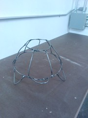 Metal Turtle Sculpture