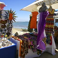 ~Sunday Market~ (uteart) Tags: mexico boats market artesanias  bahiadebanderas sundaymarket fishingvillage lacruzdehuanacaxtle utehagen uteart copyrightutehagen2013allrightsrese