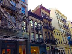 (Jason R. Johnson) Tags: new york nyc newyork building stairs oldbuildings iphone jasonjohnson newyorkbuildings jasonrjohnson