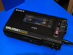 Sony Walkman WM-D6C (1984 model) (Jay Tilston) Tags: portable walkman sony professional pro cassette wmd6c