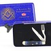 "1000. Case ""A Salute to Free Masonry"" Knife in Box"