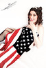 American Princess (lindseypowellphotography) Tags: princess americanflag boudoir americana armywife canonrebelt2i