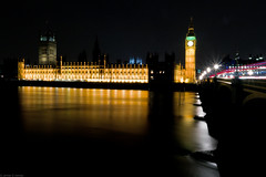 Houses of Parliament (frederic jon) Tags: nightphotography london westminster bigben riverthames embankment westminsterbridge houseofparliament