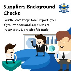 Suppliers--background-verification--by-fourthforce (fourthforce) Tags: suppliers background checks company india
