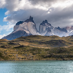 Los Cuernos del Paine (Vaclav Klicnik) Tags: 2016 chile dovolen lagopehoe loscuernos np patagonie torresdelpaine trekking wcircuit zima jinamerika