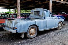 FSO Wasrzawa M20 pick-up (The Adventurous Eye) Tags: fso wasrzawa m20 pickup retroautomuzeum classic car museum socialistic muzeum socialistickch vozidel