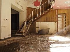 Lost Hospital (robertobassu) Tags: urbex sardinia italy street abandoned abbandonato creep creepy viaggio esplorazione vintage old