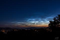 IMG_0205 (NWS Photography) Tags: sky skyline skyporn clouds rareclouds cloudporn nwsphoto oslo oslofjorden night nightscape lowlight longexposure nattlysendeskyer skyer drbak