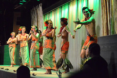 Dancers II (rschnaible) Tags: maui hawaii us usa old lahaina luau dance dancers entertainment pacific tropics tropical outdoor sightseeing tourist touring low light photography