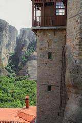 IMG_8598-2 (KeriMM2) Tags: greece mountain meteora monastery ladder climb height rugged rocks