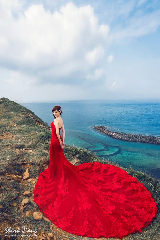 澎湖婚紗,旅行婚紗,旅拍,雙心石滬,花火節