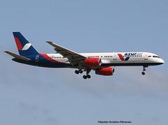 Azur Air. Boeing 757-28A. (Jacques PANAS) Tags: azur air boeing 75728a vpblv msn30043925