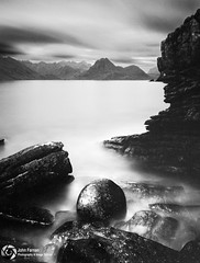 Elgol (John Farnan Photography) Tags: filmisnotdead filmshooter filmscan ishootfilm elgol skyephotographyworkshops imagetuition longexposure scotland scottishlandscape scottishlandscapephoto