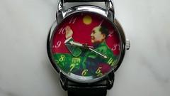 Beijing (abudulla.saheem) Tags: wristwatch watch armbanduhr   chairmanmaozedong wave winken souvenir  bijng beijing peking   china panasonic lumix dmctz101 abudullasaheem
