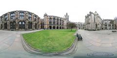 University of Glasgow - panorama (soyouz) Tags: universit panorama 360view glasgow glasgowcity scotland uk equirectangular