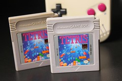 Tetris (Fl Dechen) Tags: tetris cartridge nintendo gameboy