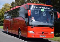 JH59COM  (BJ59OJB)  JH Jim Hughes Coaches, Birtley (highlandreiver) Tags: gretnagreen jh59com jh59 com mercedes benz tourismo bus coach coaches gretna grren scotland scottish birtly