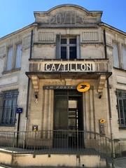 POSTES CASTILLON (frankrolf) Tags: castillonlabataille laposte postescastillon