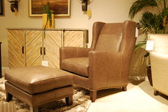 Smith Brothers Fall 2016 Pre-Market Show (Brian's Furniture) Tags: smithbrothers fall2016 premarket show fortwayne indiana briansfurniture westlake ohio quality americanmade furniture lifetimewarranty tight back wingback chair 538 238 sofa matches leather ottoman 2713