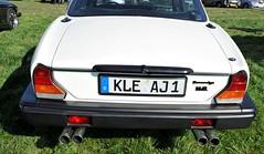 Arden AJ1 rear view (Pim Stouten) Tags: arden british car auto wagen pkw vhicule macchina burgzelem v12 aj1 jag jaguar xj series sovereign