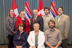 Meeting with Cumberland (BC Gov Photos) Tags: bcgovernment bcubcm britishcolumbia cumberland ubcm2016 victoria victoriaconventioncentre community economy localgovernment municipalities services