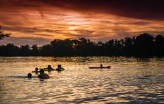 Sunset Dream (TM Photography Vision) Tags: basel sony a850 sigma 2470 28 alpha augst sunset sonnenuntergang swimm dream kaiseraugst schweiz riehen swimming