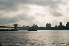 Ferry Rides (GPhace) Tags: 35mm film kodak manhattan minolta nyc newyorkcity summer ultramax400 x700
