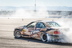 BMW E36 Drift (Muragle) Tags: vore e36 vegas drift event drive smoke cars lowered bmw