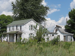 21373 (eturtlewitness) Tags: abandoned farm farmhouse house country rural bowling green missouri