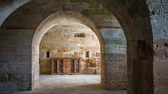 Fortress on La Mola, Menorca (parker_john52) Tags: arch fortress menorca lamola mediterranean defence