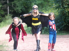Superheroes photo of the day 9/11/2016 (Patches Madison) Tags: vampiregirl batgirl captainamerica captn superhero bat girl stylish heroes costumes dress up family nieces play