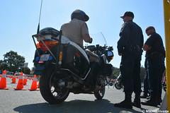 144 Lafayette - California Highway Patrol (rivarix) Tags: 2015lafayettepolicemotorcyclecompetition lafayettecalifornia policerodeo policemotorcompetition policeman policeofficer lawenforcement cops californiahighwaypatrol chp statetrooper statepoliceagency bmwpolicemotorcycle r1200rtp motorcop