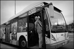 Gent (B) - Dampoort - 2016/09/16 (Geert Haelterman) Tags: geert haelterman streetphotography straatfotografie photographiederue photoderue fotografadecalle fotografiadistrada strassenfotografie candid streetshot monochrome black white blackandwhite zwart wit belgium ghent gent gand ricoh gr