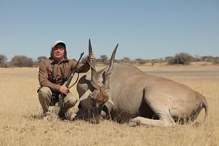 Namibia Plainsgame Hunt - Kalahari Desert 23