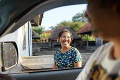 Woman Smiling (joshkrancer) Tags: sony a7 samyang 35mm f13