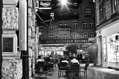 Lichter der Nacht :: Altstadt Wiesbaden (tmertens0) Tags: nacht night stadt city altstadt historical hessen deutschland germany europa europe sommer lichter dunkel dark lights pentaxm 50 14