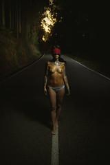 31/52 | Orientation (K.Ma) Tags: girl portrait nude nudity orientation disorientation concept fineart night strobist lightpaint woods forest road loss 52weeks