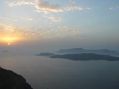 Puesta de sol (fenixedu92) Tags: sunset puesta sol santorini caldera