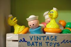 Vinatage Bath Toys (Rich Renomeron) Tags: canoneos60d sigma30mmf14exdchsm bethanybeach delaware