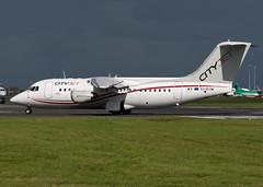 EI-RJW Avroliner RJ-85 (Irish251) Tags: bae146 rj85 avro avroliner bae british aerospace dub eidw dublin cityjet eirjw