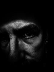 . (hornbeck) Tags: portrait blackandwhite bw oklahoma