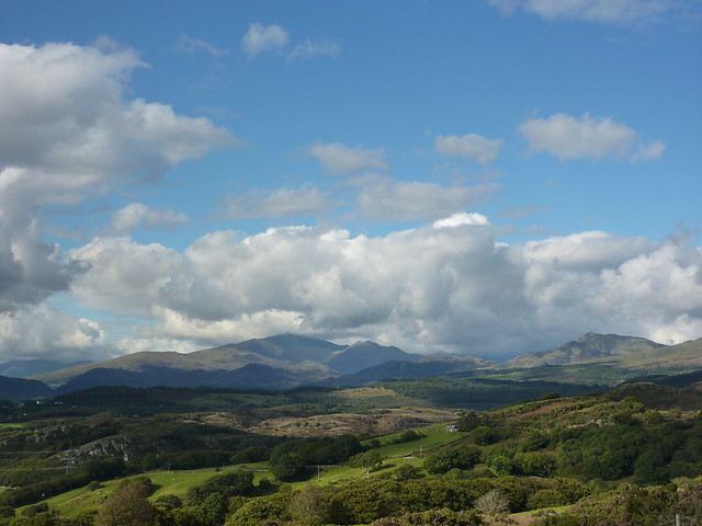 Towards Ffestiniog