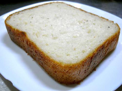 ブラックペッパーチーズパン