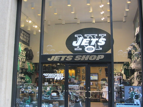 604ec535 NY Jets Shop where everything is 99% off - a photo on Flickriver