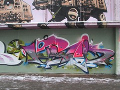 JIROE (Brighton Rocks) Tags: graffiti brighton place oxford artillery ha heavy giroe jiroe