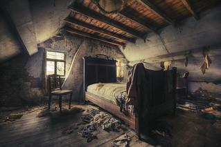 Farmers Bedroom