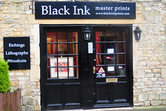 Printer's Shop (RobW_) Tags: england shop january cotswolds gloucestershire friday printers stowinthewold 2013 jan2013 11jan2013