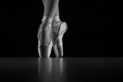 Ballet Shoes by Kryziz Bonny, on Flickr